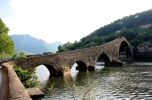 Ponte della Maddalena detto anche del Diavolo