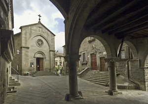 Piazza San Pellegrino