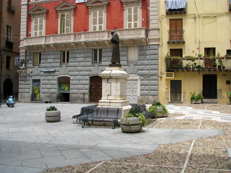''la plazuela'' - Cagliari