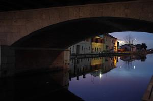 Sotto il ponte di Gaggiano