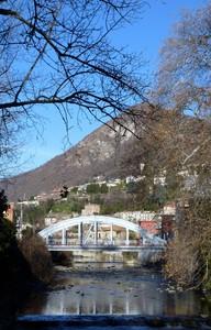 Ponte sul Breggia