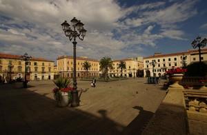 Il centro di Sassari