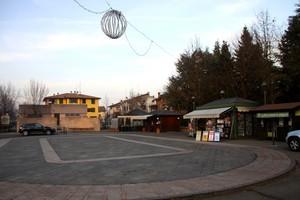Montecavolo La piazzetta della piadina…..Buona!