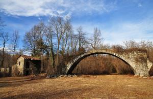 Resti di antico  Ponte Romano