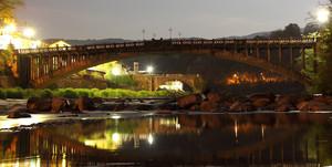 Ponte della Vittoria Belluno