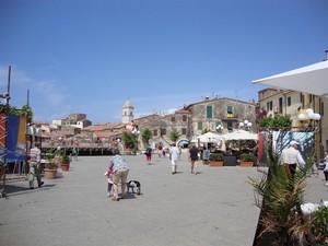 La piazza di Caput liberum