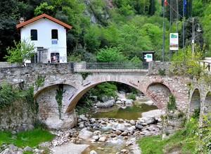Il Ponte di Maina Inferiore