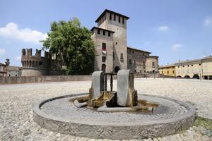 Fontanellato Piazza Matteotti