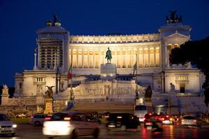 Piazza Venezia… (L'altare alla Patria)