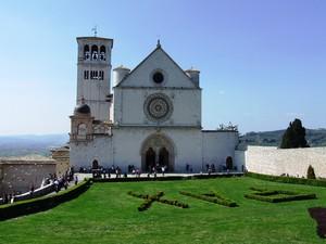 Piazza superiore s. Francesco