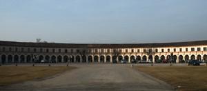 La Rotonda e la piazza