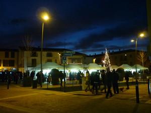 Mercatini di Natale in Piazza Manzoni