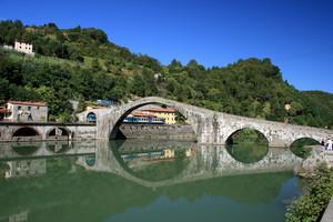 Il Ponte del Diavolo (o Ponte della Maddalena)
