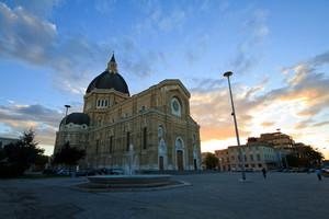 Piazza Duomo al Tramonto