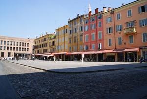 Modena, Piazza XX Settembre