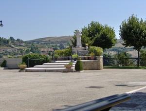 Anche a Ripacandida San Pio ha la sua piazza