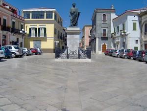 Piazza Orazio Flacco