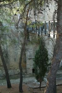 Ponte sul Fossato del Castello
