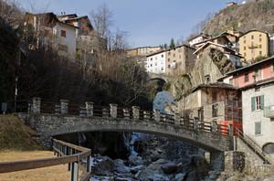 Ponte nuovo – ponte vecchio