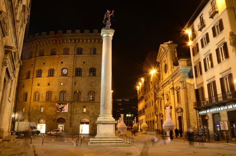 ''Una piazzetta quasi nuova'' - Firenze