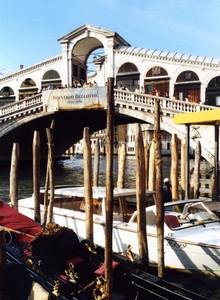 uno sguardo verso il ponte