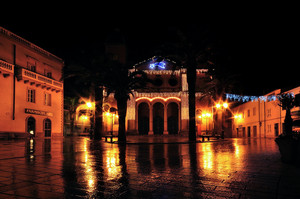 Piazza Regina Elena