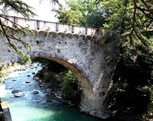 Ponte romano di Merano