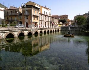 Riflessi sulla Pescara