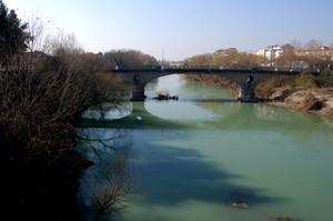 Capua: ponte nuovo sul Volturno