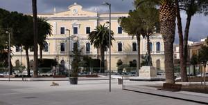 """Piazza Luigi Allegato con la Casa di Riposo """"Concetta Masselli"""""""