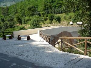 Antico ponte recuperato