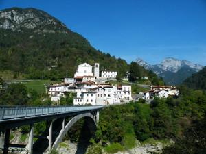 il ponte di Chievolis