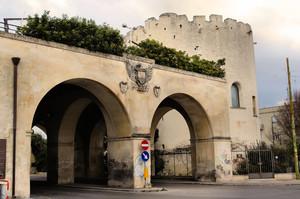 Il ponte di Torre del Parco Lecce