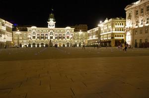 Trieste – Piazza Unita' d'Italia -