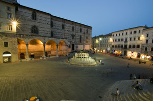 Perugia – Piazza IV Novembre – Perugia-