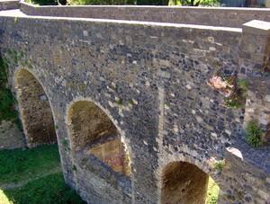 Ponte normanno del Castello Federiciano
