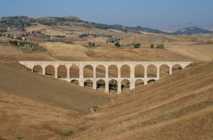 il ponte nel grano