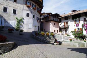 Piazza del Borgo Rango