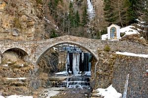 """Campodolcino ponte detto """"Romano"""""""