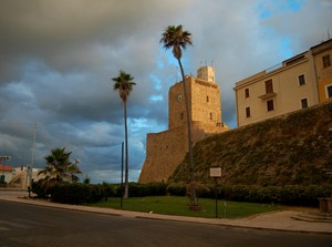 Due palme e un castello…
