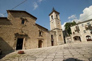 Piazza San Benedetto – Sant'Eufemia alla Maiella -