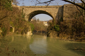 Ponte sul Metauro – Urbania -