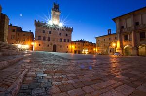 Piazza Grande Montepulciano -