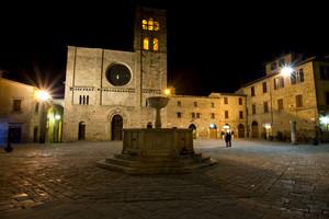 Piazza Silvestri – Bevagna -