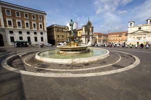 Piazza Duomo – L'Aquila