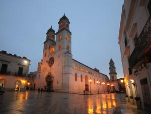 Piazza Duomo ad Altamura