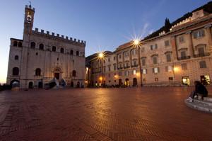 ''Piazza Grande – Gubbio -'' - Gubbio