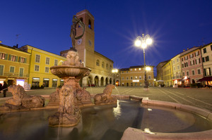 Fano – Piazza -