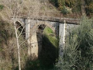 Ponte Ferroviario … abbandonato