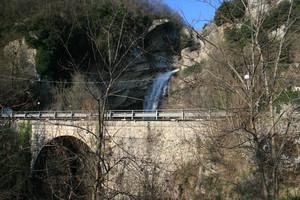 Ponte della cascata